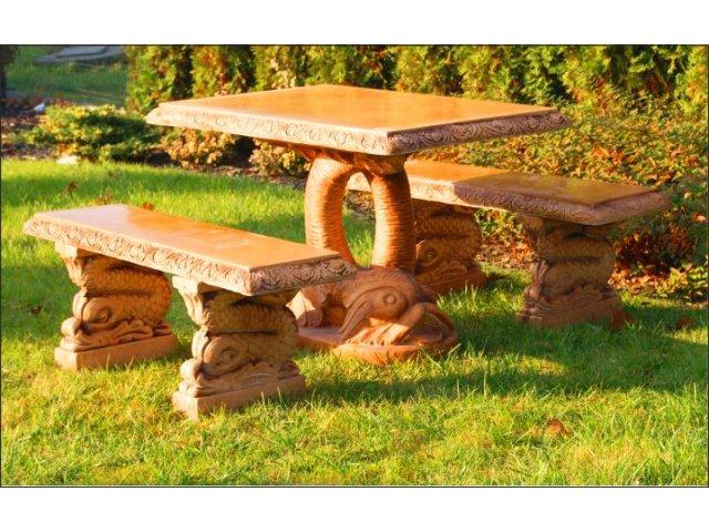 Stół ogrodowy Prosty