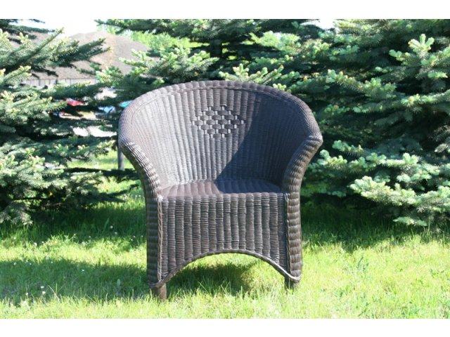 Fotel ogrodowy Plast