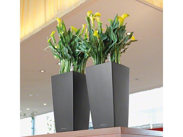 donice cubico. Black Bedroom Furniture Sets. Home Design Ideas