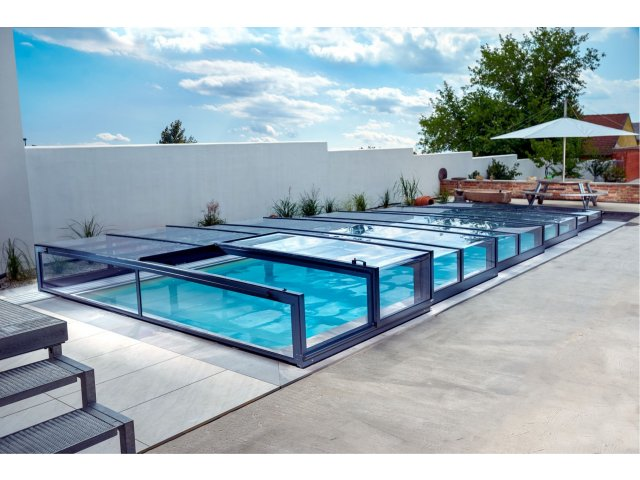 Zadaszenie basenowe Prestige