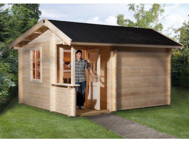 Sauna ogrodowa ST