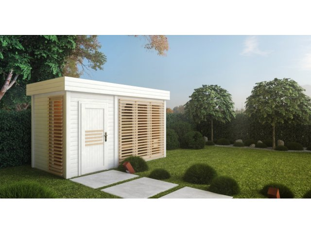 Sauna ogrodowa AZ