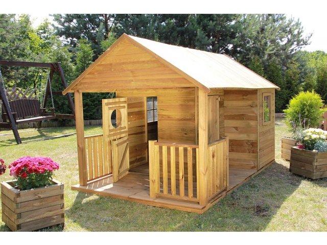 Domek ogrodowy S1