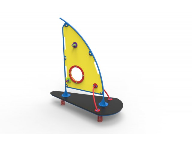 SURFING NA SPRĘŻYNACH
