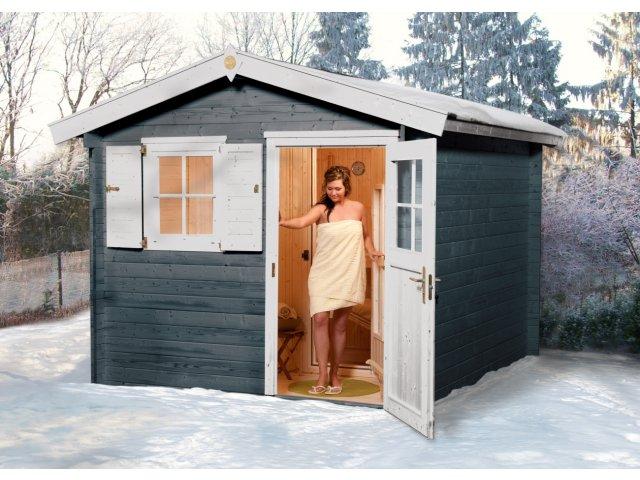 Sauna ogrodowa SC