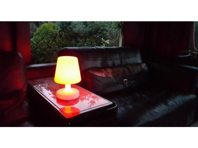Lampka LED RGB 17cmx26cm
