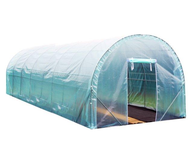 Tunel foliowy metalowy 8,0 x 3,5 x 2,7 m