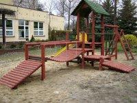 konstrukcje dla dzieci do ogrodu,pomost domek