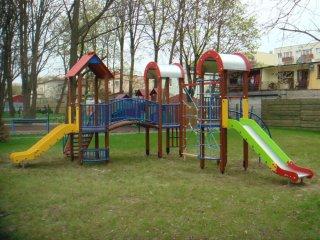 Place zabaw zestawy drewniane i metalowe - Sklep Bielsko