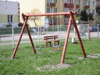 Huśtawki ogrodowe, na plac zabaw - Sklep Gardenplanet