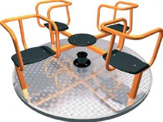 Karuzele platformowe na plac zabaw - Sklep