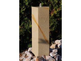 Fontanny nowoczesne - kamień piaskowiec