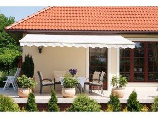Markizy ogrodowe, tarasowe, balkonowe