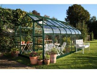 Szklarnie ogrodowe - Szklarnie Halls - Sklep Gardenplanet