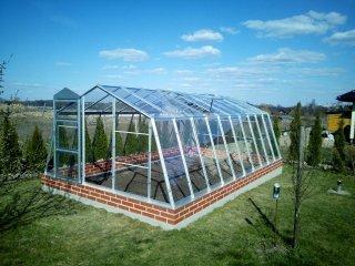 Szklarnie ogrodowe - nasze realizacje