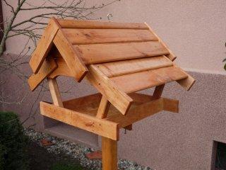 Budki, karmniki stojaki dla ptaków