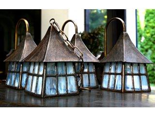 Mosiężne lampy ogrodowe - sklep Bielsko