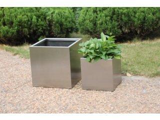 Donice metalowe - stalowe
