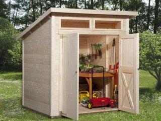 Domki narzędziowe - ogrodowe