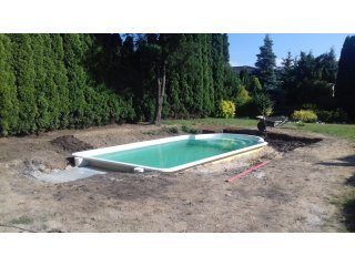 Montaż basenów nasze realizacje