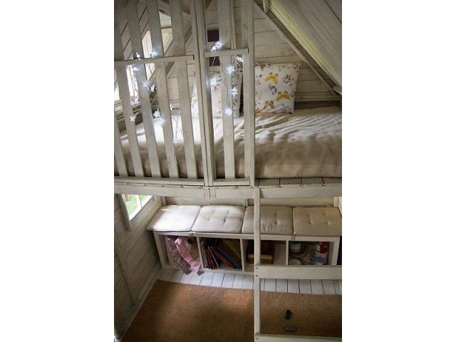 aranżacja domku dla dziecka