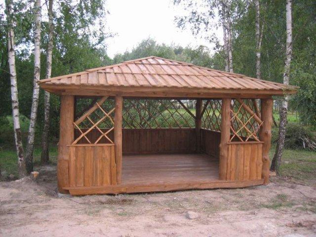 Altany drewniane Ogrodowe  Sklep Bielsko