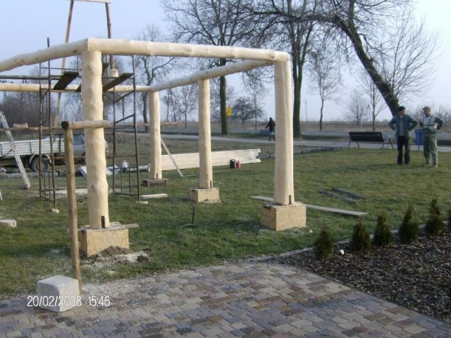 Altany Ogrodowe Kryte Strzechą Sklep Gardenplanet